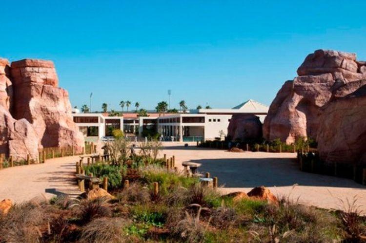 حديقة حيوانات الرباط - المغرب