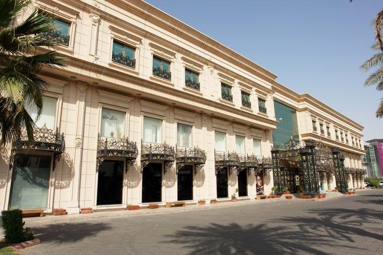 القرعاوي غاليريا في الرياض
