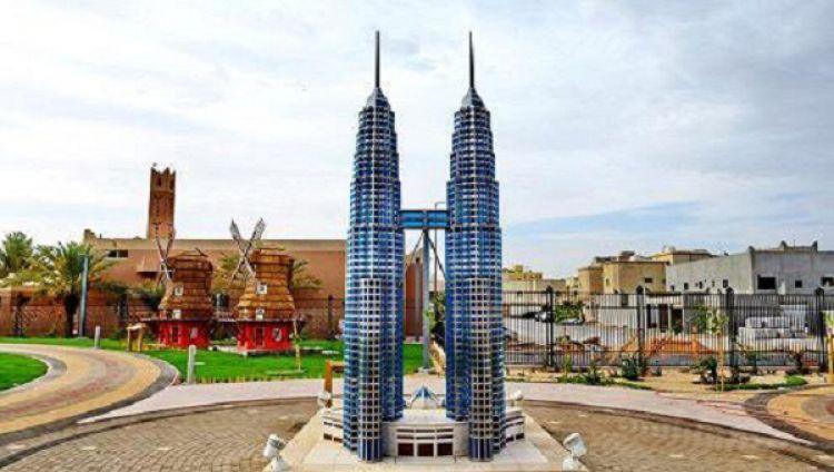 حديقة المعالم في الرياض