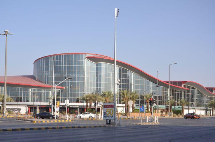 البانوراما مول في الرياض