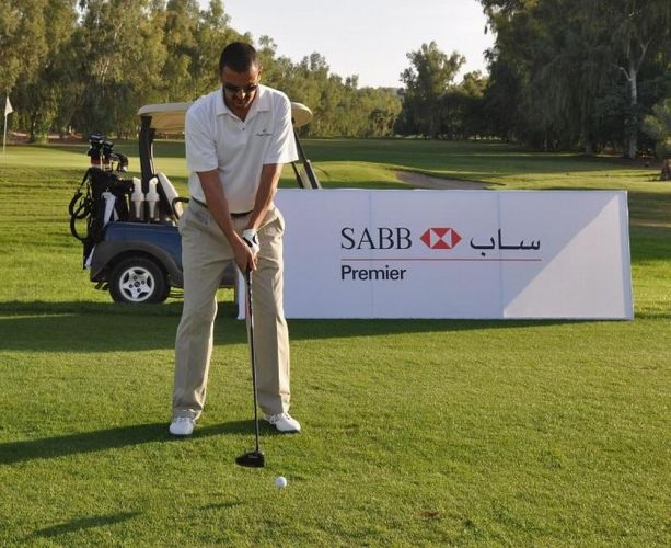 الغولف في الرياض