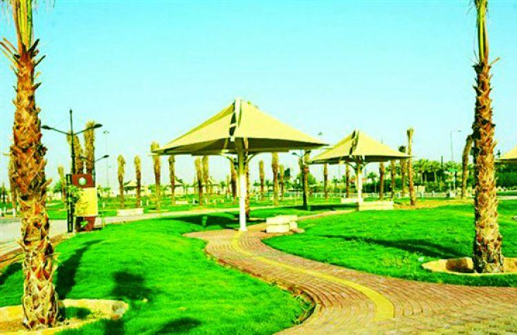 حديقة الأمير عبدالعزيز بن عياف في الرياض