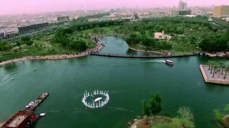 منتزه السلام في الرياض
