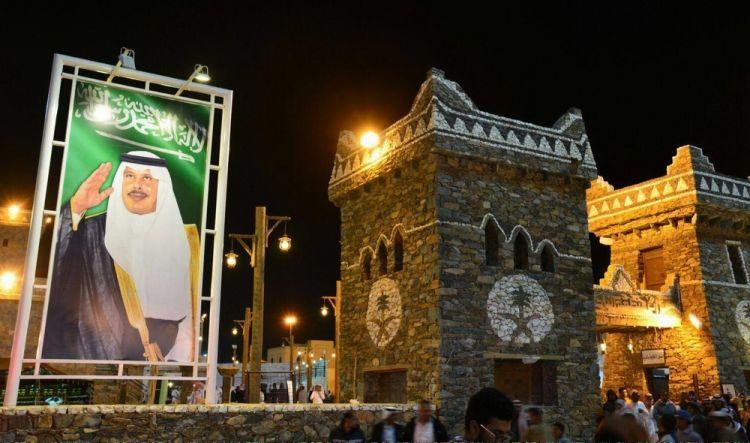 مهرجان الجنادرية في الرياض