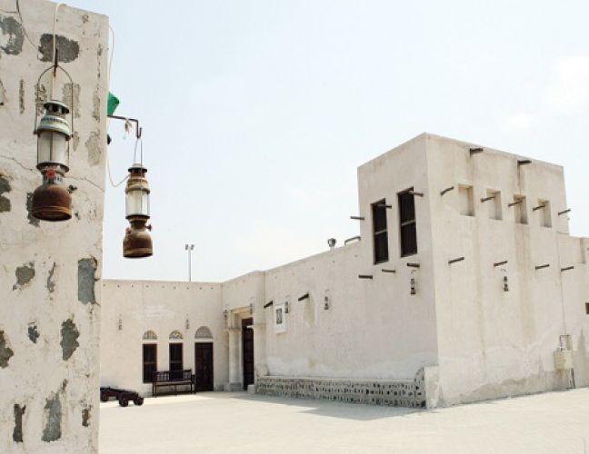 بيت الشيخ سعيد بن حمد القاسمي - كلباء