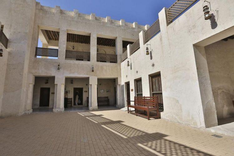 متحف مدرسة الإصلاح في الشارقة - الإمارات