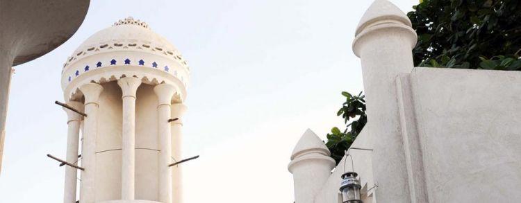 مجلس المدفع في الشارقة - الإمارات
