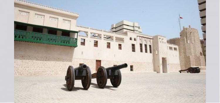 متحف حصن الشارقة