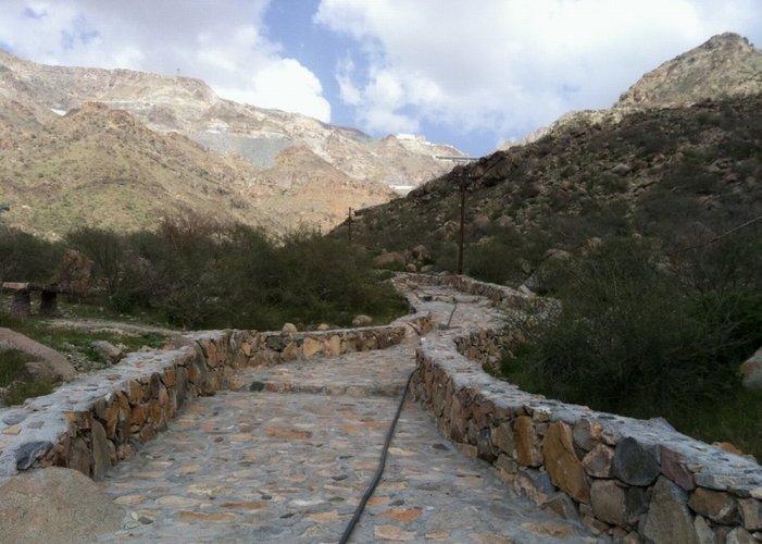 طريق كرا الأثري