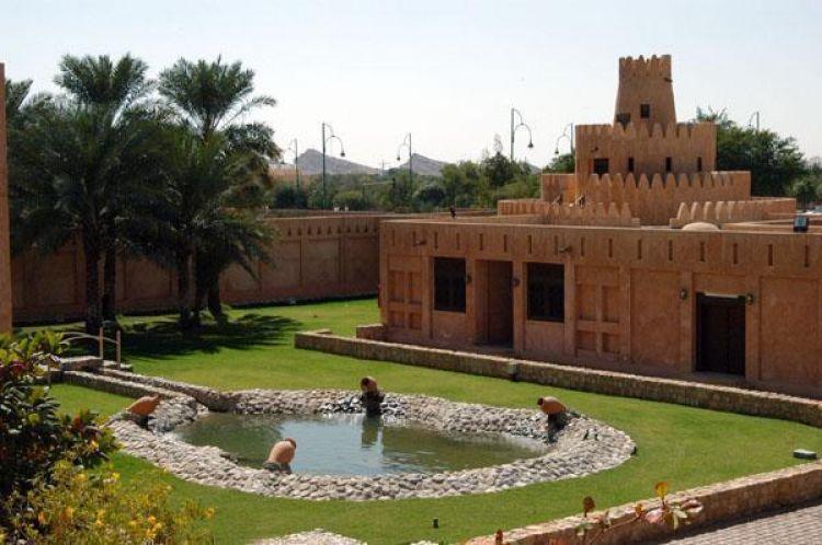 متحف قصر الشيخ زايد