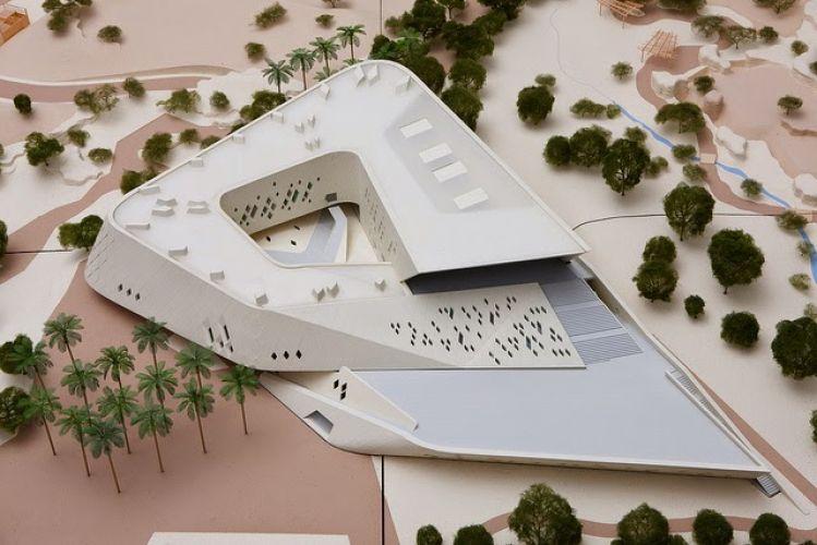 مركز الشيخ زايد لعلوم الصحراء