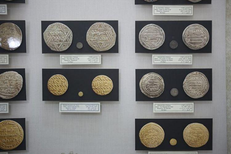 معروضات متحف العين الوطني