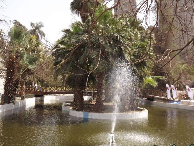 حديقة الأسماك في القاهرة