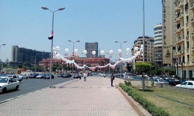 شارع ميدان التحرير