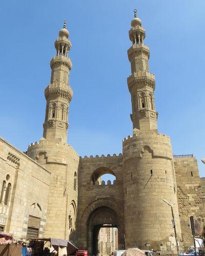 باب زويلة في القاهرة