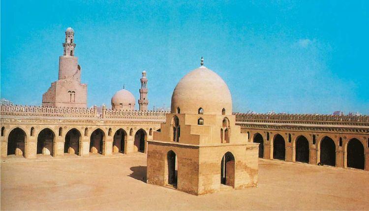 مسقط ضريح الصليبية في القاهرة