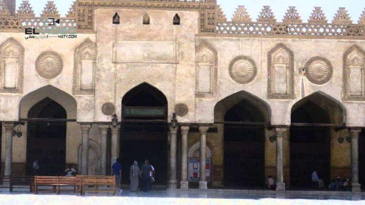 جامع أحمد بن طولون في القاهرة