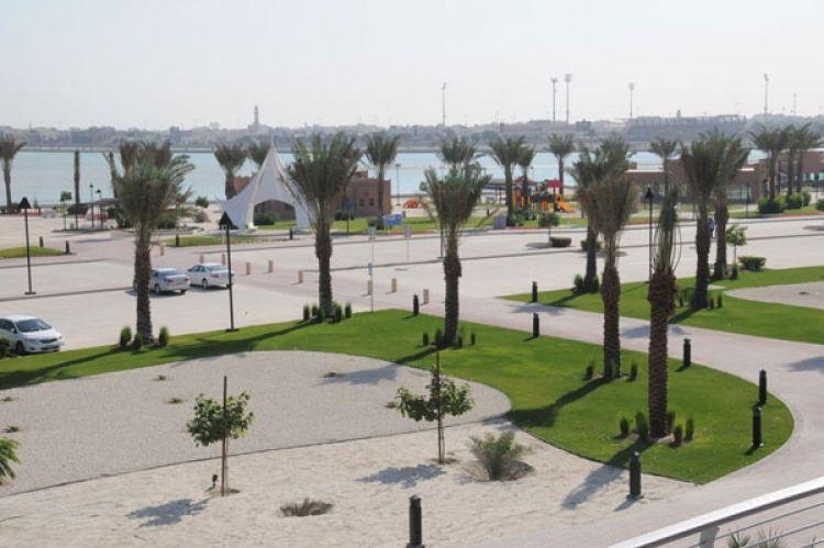 منتزه دوحة عراد في المحرق