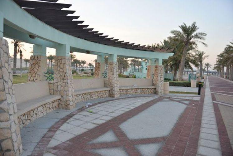 كورنيش الغوص في البحرين
