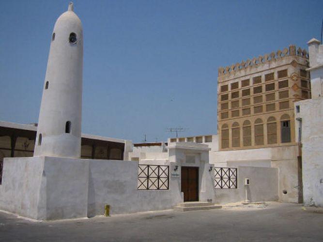 مسجد سيادي في المحرق