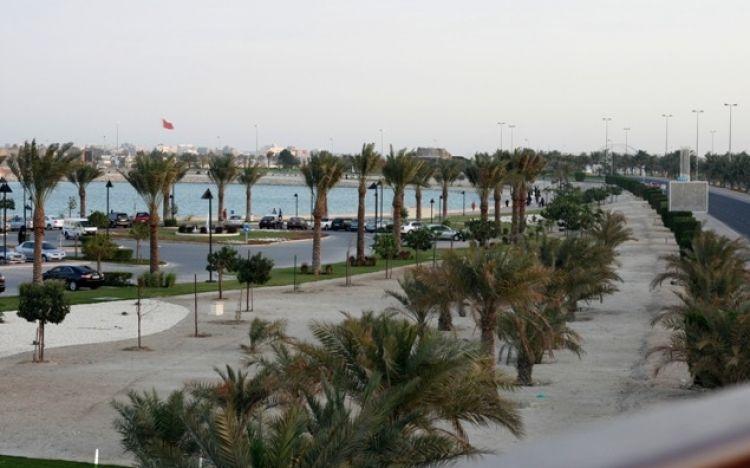 منتزه دوحة عراد في المحرق - البحرين