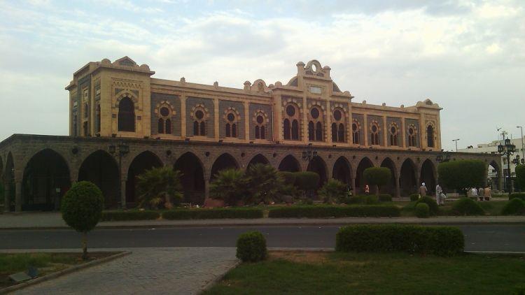 محطة القطار الحجازي .. متحف المدينة المنورة