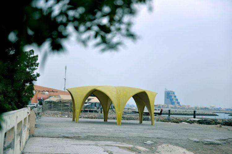 كورنيش الفاتح في البحرين