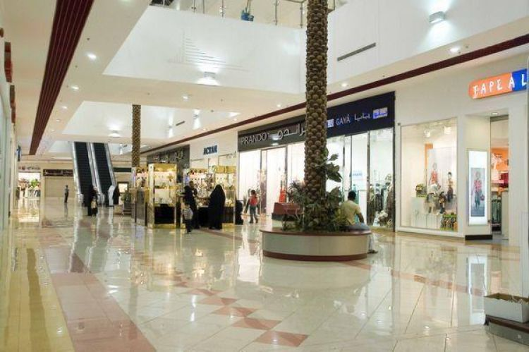 محلات مارينا مول في المنامة - البحرين