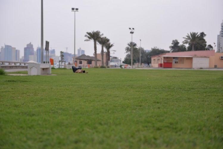 كورنيش الفاتح في المنامة