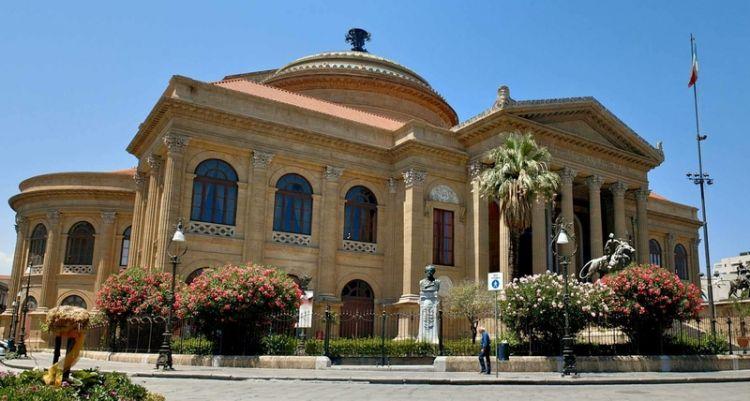 Teatro Massimo of Palermo