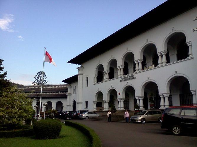 متحف البريد في باندونق - إندونيسيا