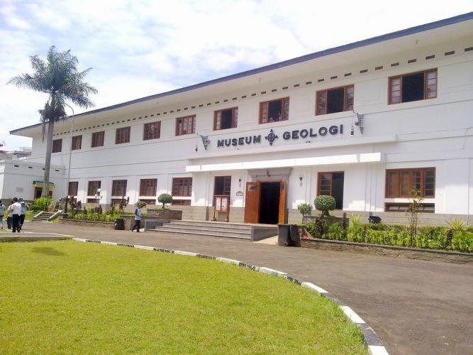 متحف الجولوجيا في باندونق - إندونيسيا