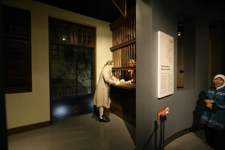 متحف ماندالا للأسلحةفي باندونق - إندونيسيا