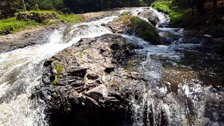 شلالات ماربيافي باندونق - إندونيسيا