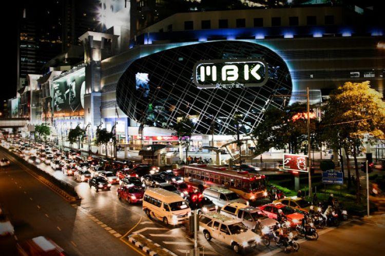 مولات بانكوك Bangkok Malls