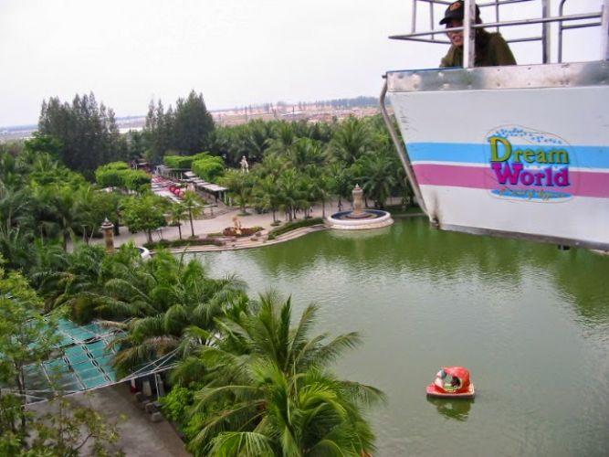 حديقة دريم وولد في بانكوك