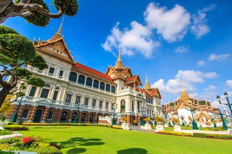 القصر الكبير في بانكوك