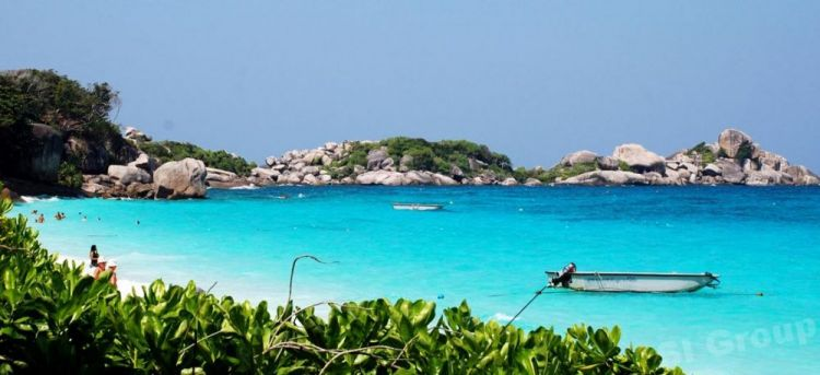 جزر سيميلان - Similan Islands في تايلاند