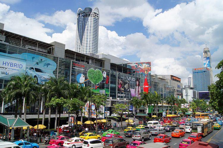 وورلد سنترالفي بانكوك - تايلاند