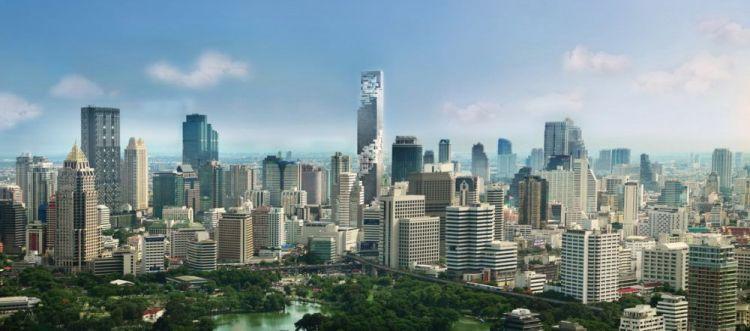 بدأت مراسم بناء البرج عام 2011 وتم الانتهاء منه في عام 2015