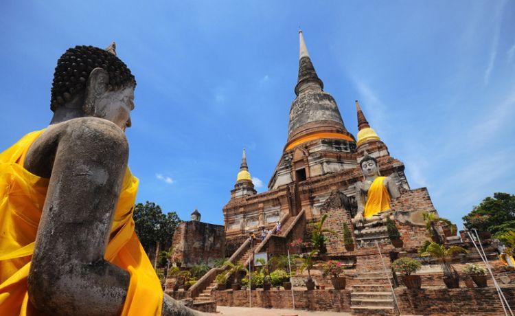 ايو تهايا في بانكوك تايلاند