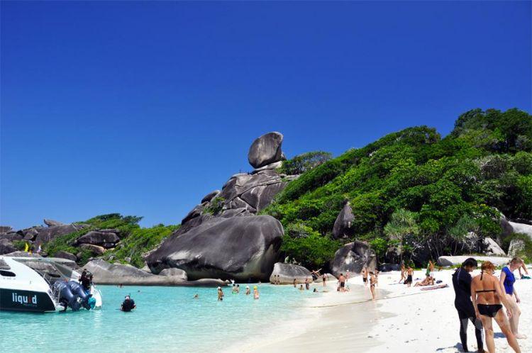 جزر سيميلان - Similan Islands تايلاند