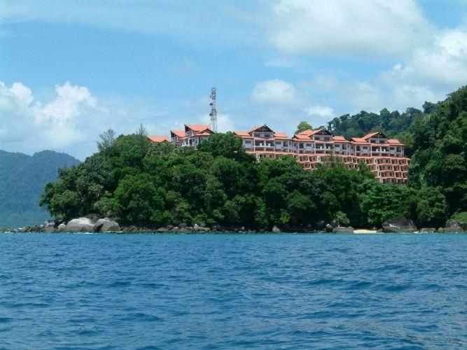 جزيرة تيومان في باهانج