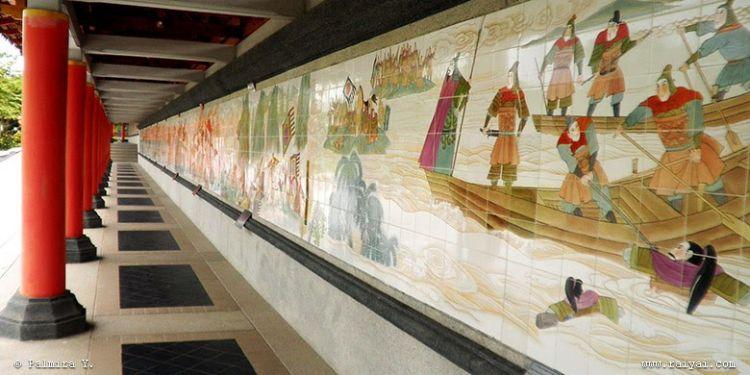حديقة الملوك الثلاثة من اهم الاماكن السياحية في بتايا