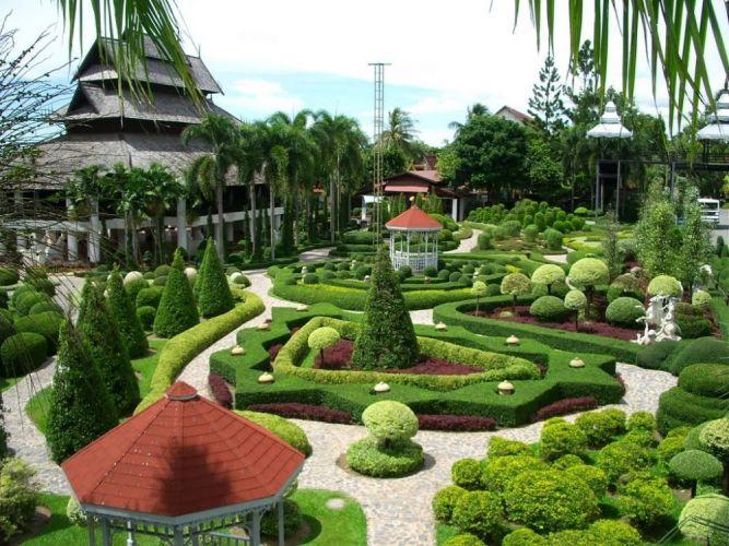 حديقة نونج نوش الاستوائية