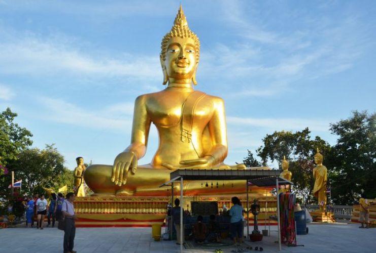 بوذا الكبير في باتايا