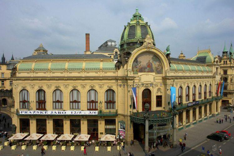 مجلس مدينة براغ
