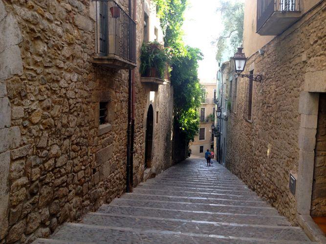 الحي اليهودي في برشلونة