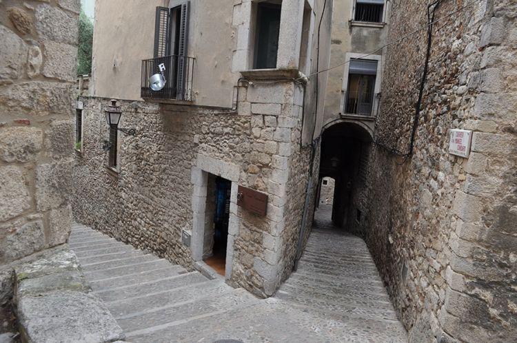 الحي اليهودي في برشلونة - اسبانيا