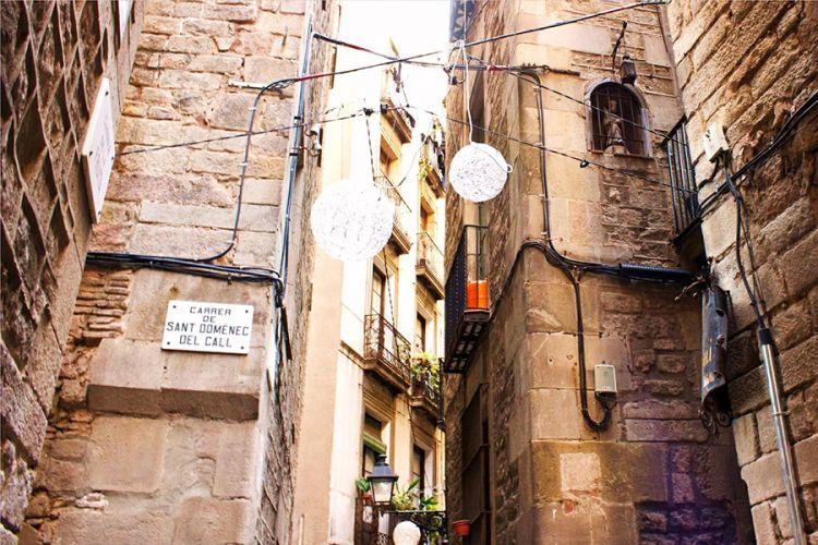 يهود برشلونة - اسبانيا